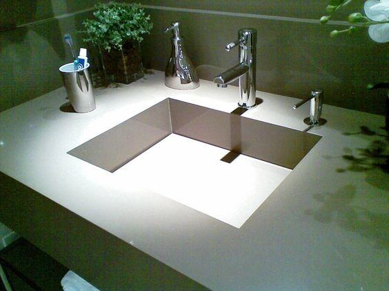 cuba banheiro esculpida 5