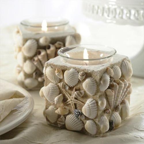 decoração com conchas do mar 3