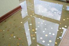 decoraçao com piso resina epoxi