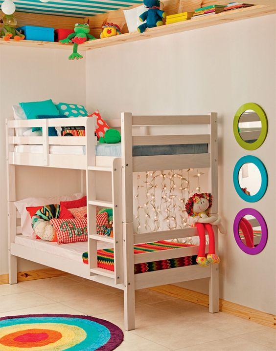 decoraçao quarto para irmaos
