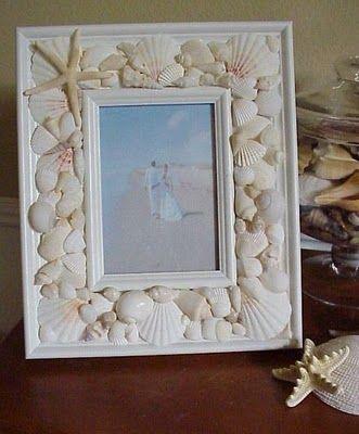 decoraçaõ com conchas
