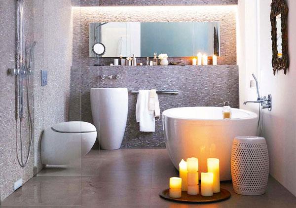 decoraçao banheiros