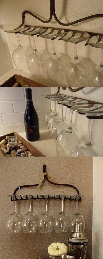 decoraçao de cozinha com reciclagem 8