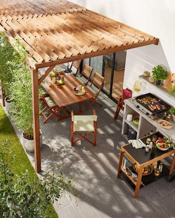 Ideias fant sticas para o seu jardim for Mesas exterior baratas