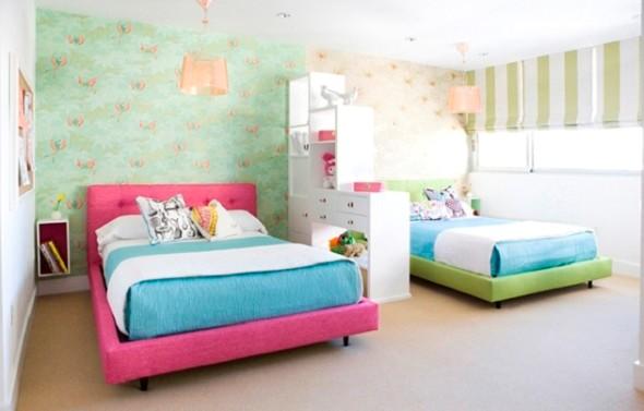 decoraçao quartos partilhados
