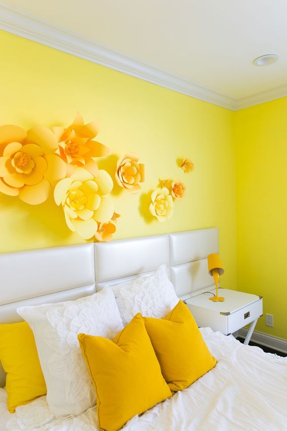 decoracao Mellow Yellow 1