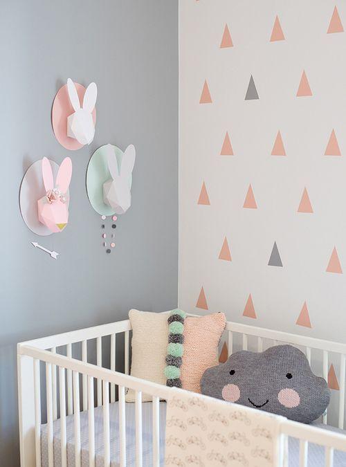 decoracao adesivo quarto bebe