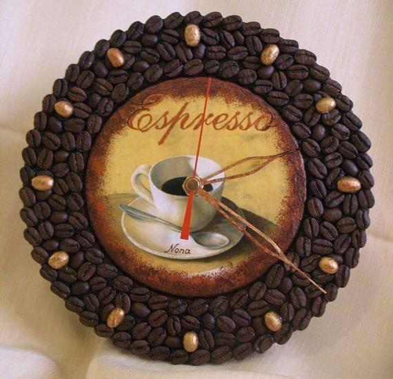 decoracao artesanato grãos cafe 1