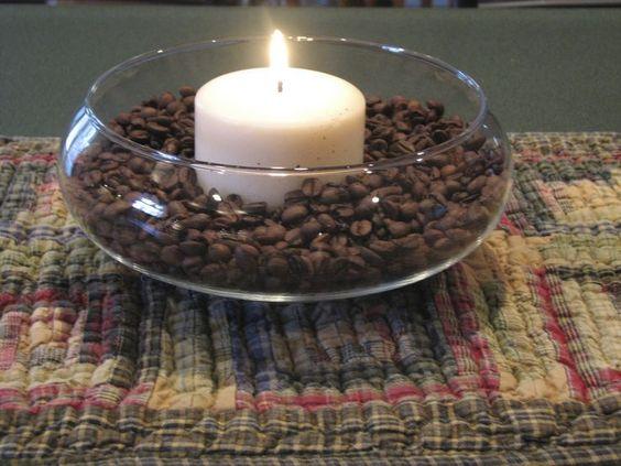 decoracao artesanato grãos cafe 8