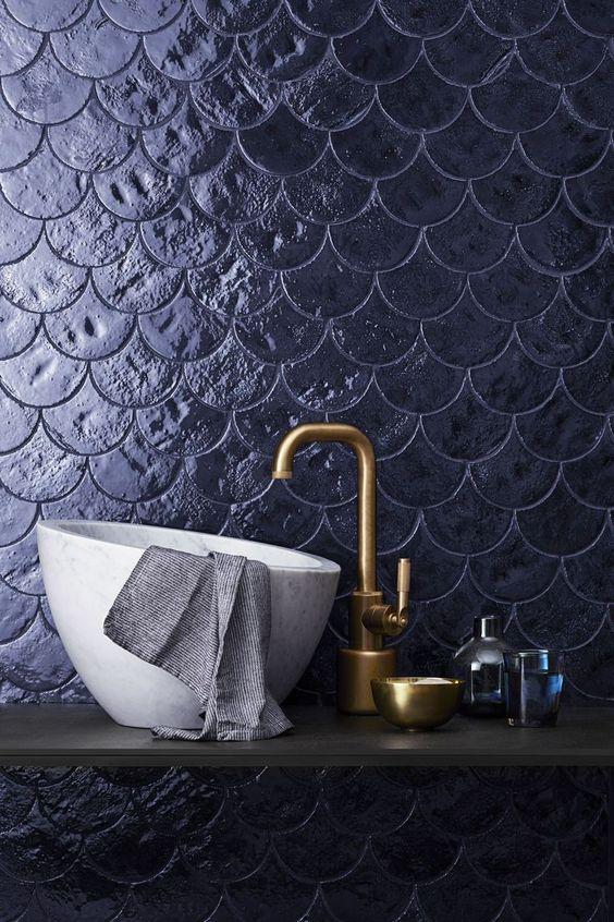 decoracao azulejo escama sereia banheiro 3