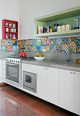 decoracao azulejos vinil