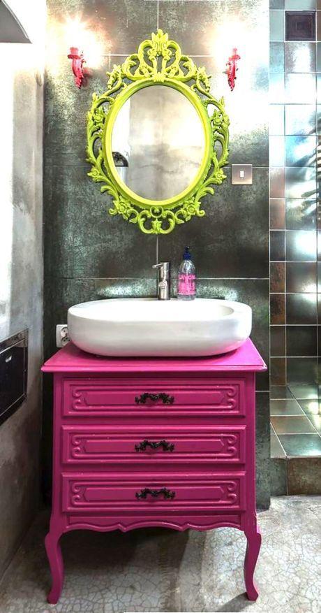 decoracao banheiro colorido 13