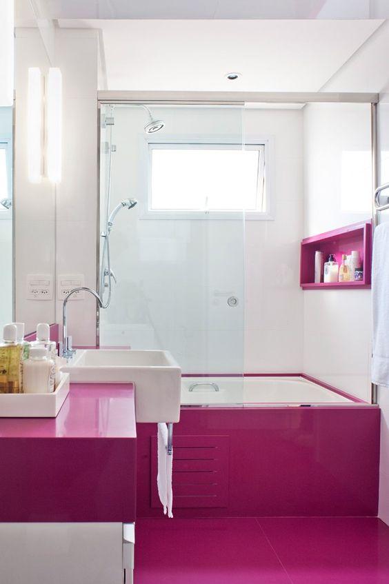 decoracao banheiro colorido 2
