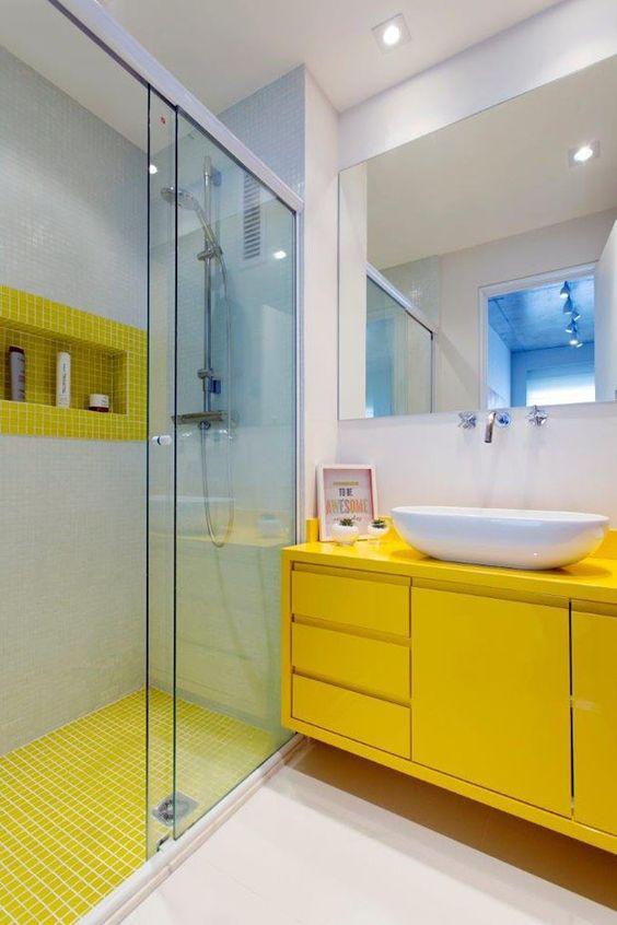 decoracao banheiro colorido 3