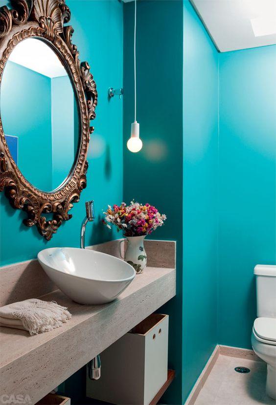 decoracao banheiro colorido 8