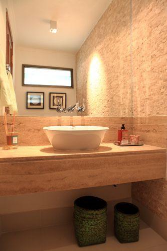 decoracao banheiro marmore travertino 2