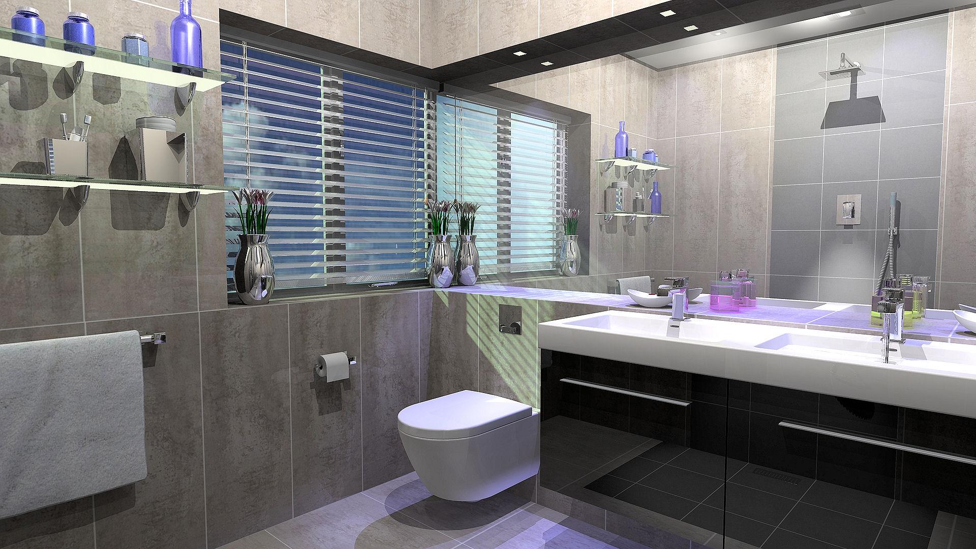 decoracao banheiro moderno