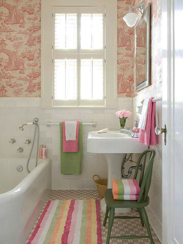 decoracao banheiro pequeno
