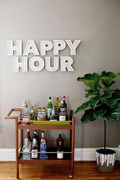 decoracao bar casa 6