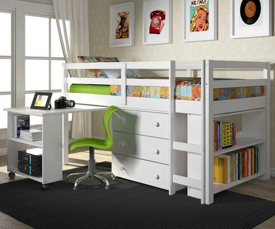 decoracao beliche escrivaninha 1