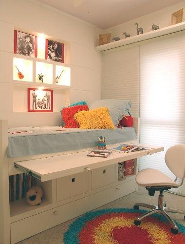 decoracao beliche escrivaninha