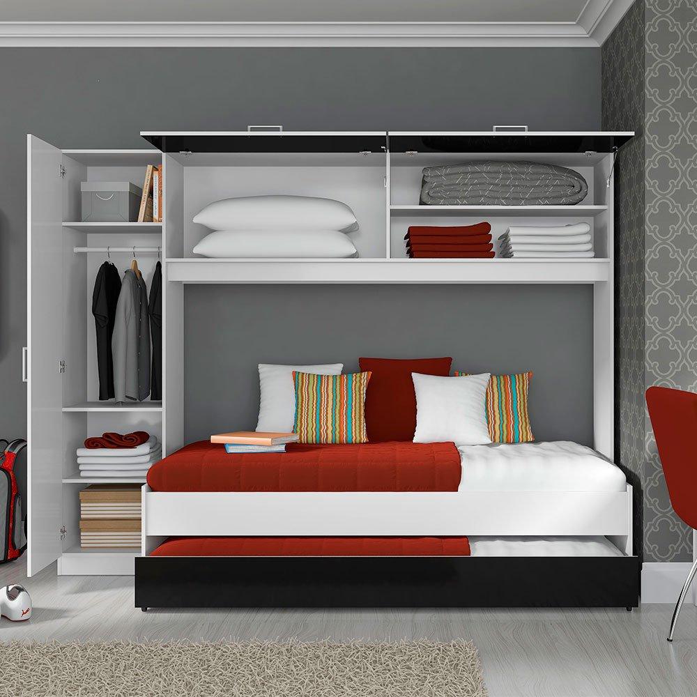decoracao camas embutidas 7