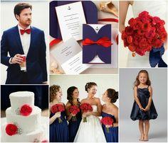 decoracao casamento azul 1