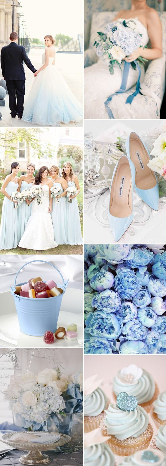 decoracao casamento azul 3