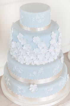 decoracao casamento azul 4