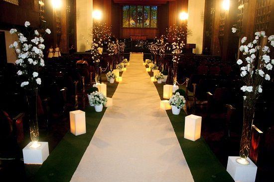 decoracao casamento evangelico