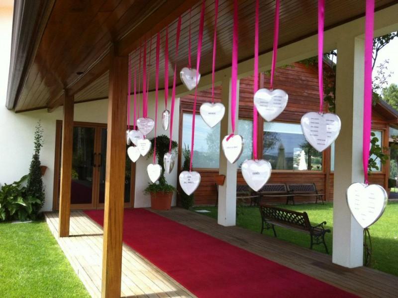 decoracao casamento tema amor 1