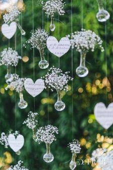 decoracao casamento tema amor 2