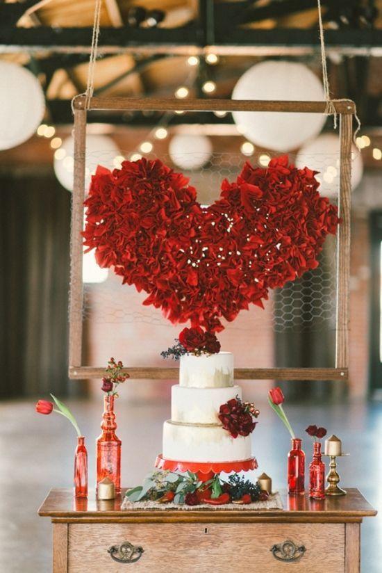decoracao casamento tema amor 3
