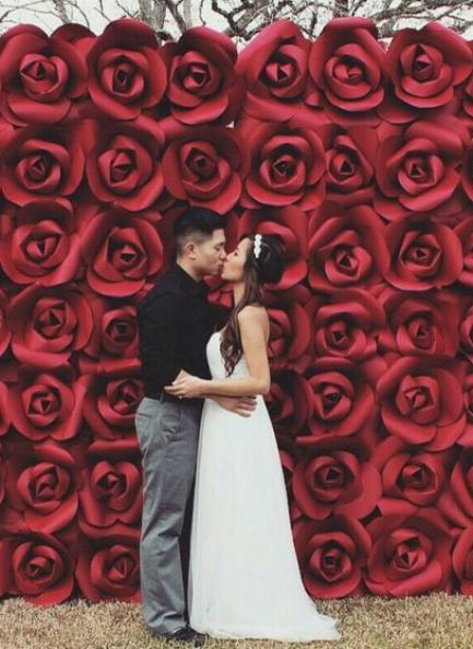 decoracao casamento tema amor 8
