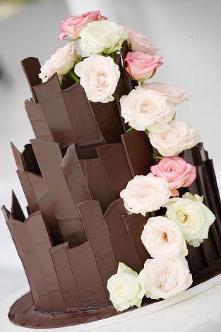 decoracao casamento tema chocolate 12