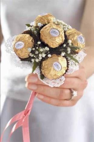 decoracao casamento tema chocolate 14