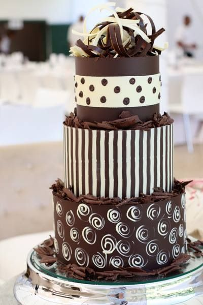 decoracao casamento tema chocolate 7