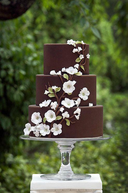decoracao casamento tema chocolate
