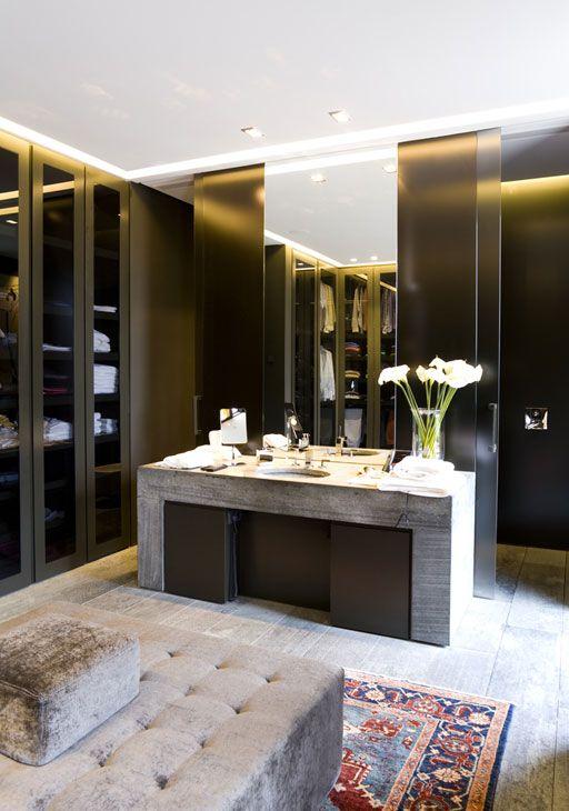 decoracao closet banheiro integrados 1