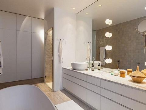 decoracao closet banheiro integrados 7