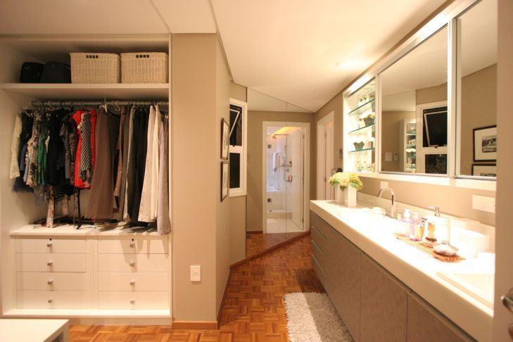 decoracao closet banheiro integrados 8