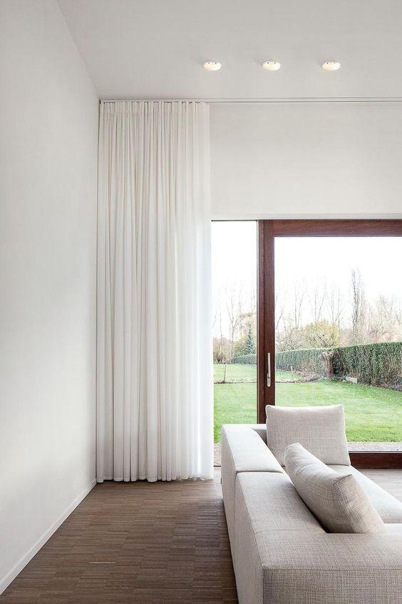 decoracao cortinas tecido