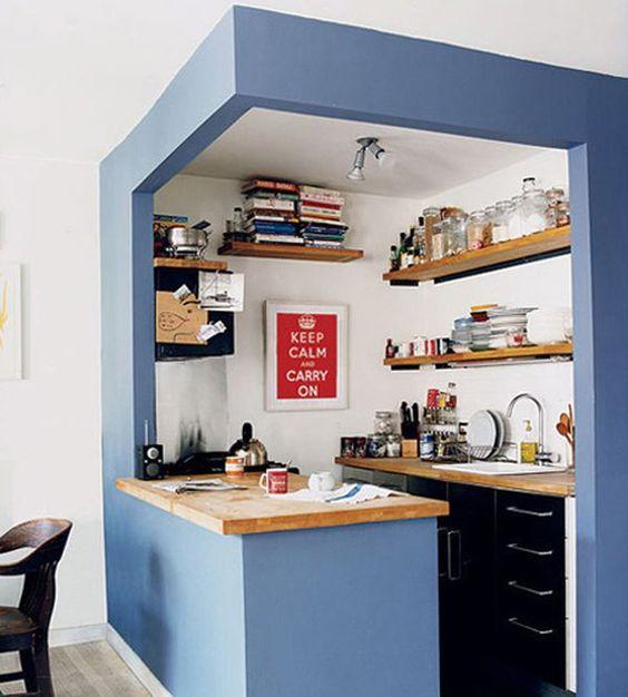 decoracao cozinhas pequenas planejadas 3