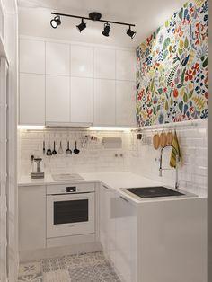 decoracao cozinhas pequenas planejadas