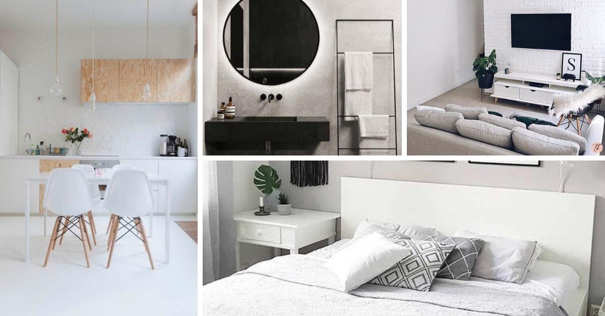 decoracao de casa minimalista 2