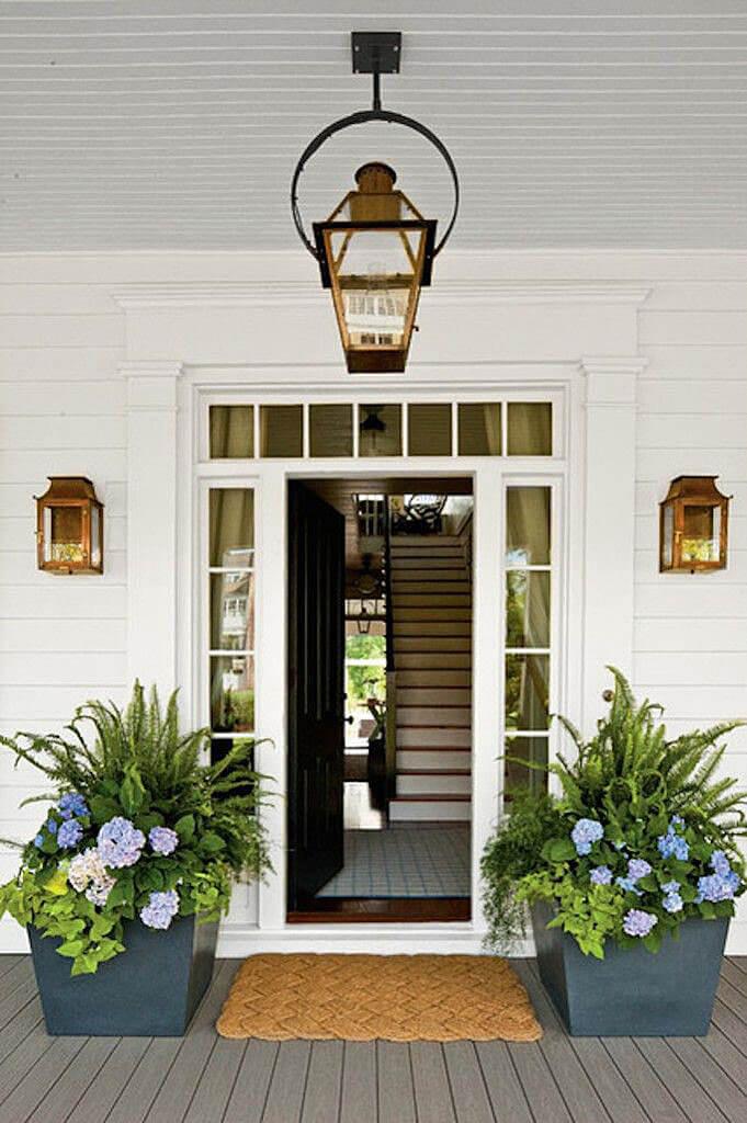 decoracao entrada casa 1