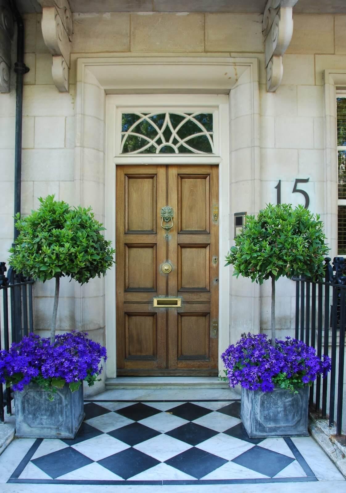 decoracao entrada casa 7