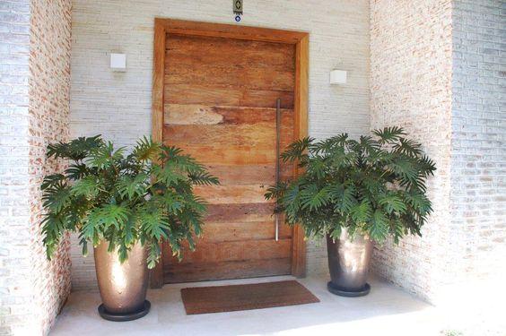 decoracao entrada casa 8