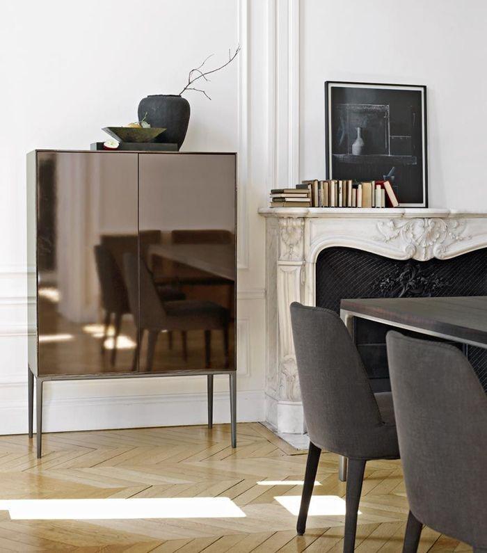 decoracao espelho bronze 8