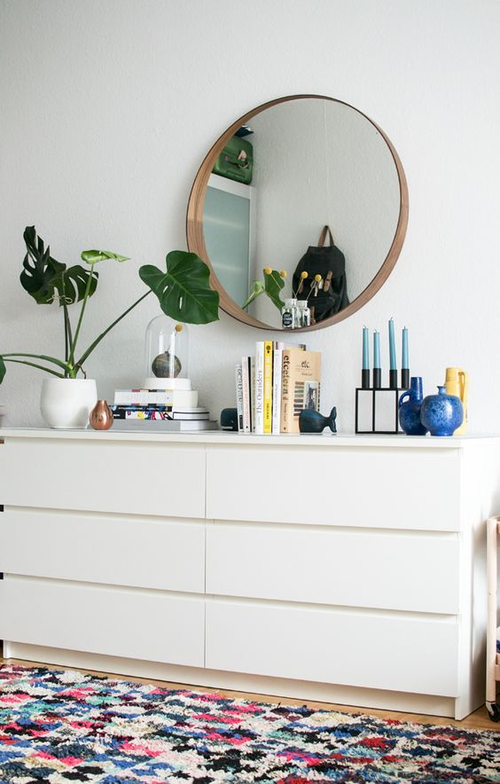 decoracao espelhos redondos 3